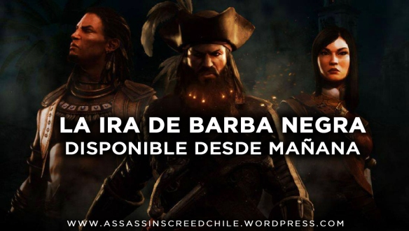 La Ira de Barbanegra