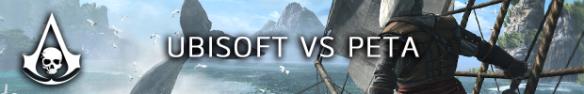 Ubisoft vs Peta
